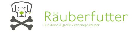 Räuberfutter - Logo
